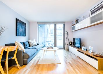 Thumbnail 1 bed flat for sale in Northstand Apartments, Highbury Stadium Square, London