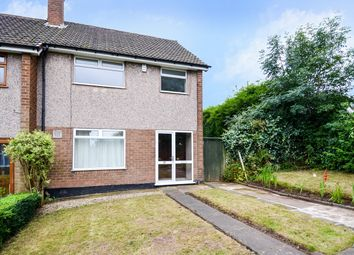 Thumbnail 3 bed end terrace house to rent in Peach Ley Road, Bournville Village Trust, Birmingham