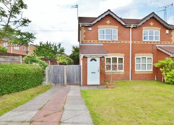 Thumbnail 2 bed semi-detached house for sale in Maurice Drive, Salford