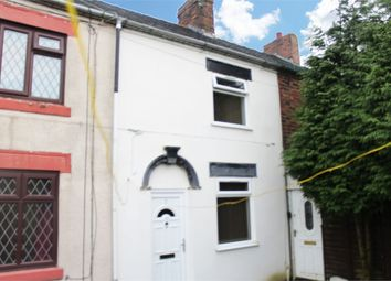 Thumbnail 1 bedroom terraced house for sale in Long Row, Caverswall, Stoke-On-Trent, Staffordshire