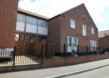 Thumbnail 2 bed flat for sale in The Staithe, Stalham, Norwich