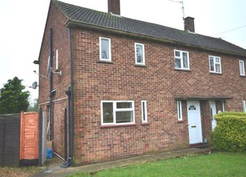 Thumbnail 2 bed property to rent in Central Avenue, Dogsthorpe, Peterborough