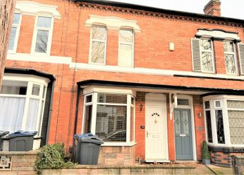 Thumbnail 2 bedroom terraced house to rent in Emily Road, Yardley, Birmingham