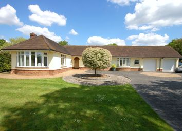 Thumbnail 4 bed bungalow for sale in Church Road, Windlesham