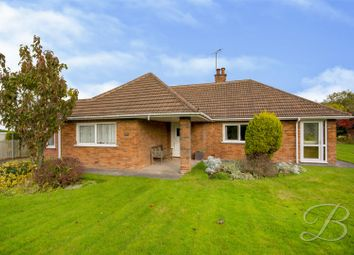 Thumbnail 3 bed detached bungalow for sale in Mosscar Close, Spion Kop, Mansfield