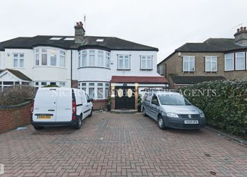 Thumbnail 6 bed semi-detached house for sale in Hadley Road, Enfield