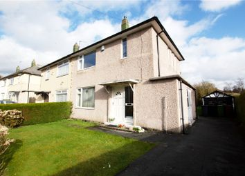 Thumbnail 2 bed semi-detached house for sale in Tynwald Road, Leeds, West Yorkshire