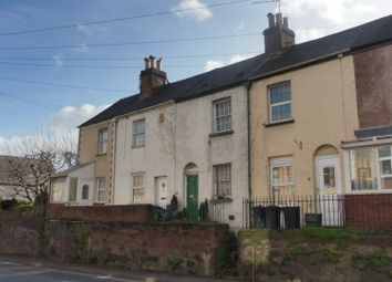 Thumbnail 1 bed terraced house for sale in East Wonford Hill, Exeter