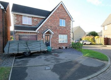 Thumbnail 4 bed detached house for sale in Salmons Way, Emersons Green, Bristol