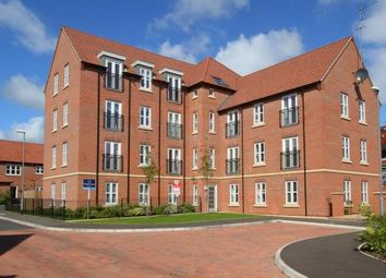 Thumbnail 2 bed flat for sale in Vicarage Walk, Clowne, Chesterfield, Derbyshire