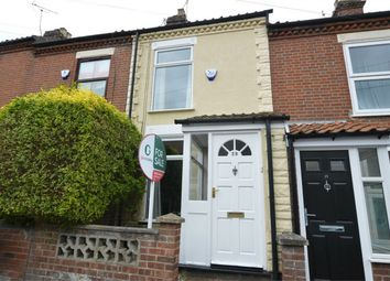 Thumbnail 3 bedroom terraced house for sale in Bell Road, Norwich, Norfolk