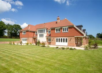 Thumbnail 6 bed detached house for sale in Brooks Green, Horsham, West Sussex