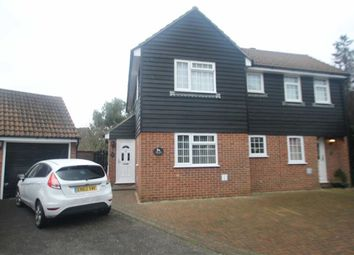 Thumbnail 2 bed flat to rent in Hyacinth Close, Clacton-On-Sea