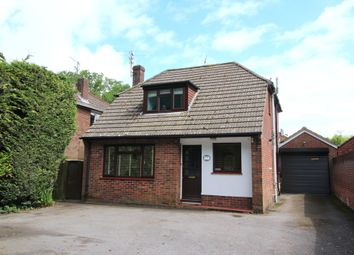 Thumbnail 4 bed detached house for sale in Warsash Road, Fareham
