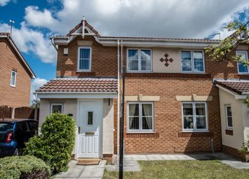 Thumbnail 3 bed semi-detached house for sale in Palmerston Drive, Hunts Cross, Liverpool