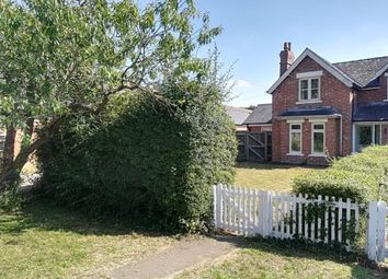 Thumbnail 3 bed semi-detached house for sale in Dry Drayton, Cambridge, Cambridgeshire