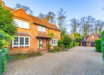 Thumbnail 4 bed detached house for sale in Warren Road, Woodley, Reading