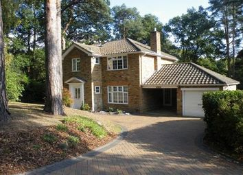 Thumbnail 4 bed property to rent in Warwick Close, Camberley