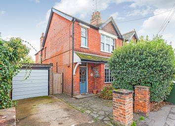 Thumbnail Semi-detached house for sale in Lower Station Road, Billingshurst