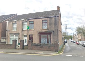 Thumbnail 3 bed semi-detached house for sale in Pant Yr Heol, Briton Ferry, Neath