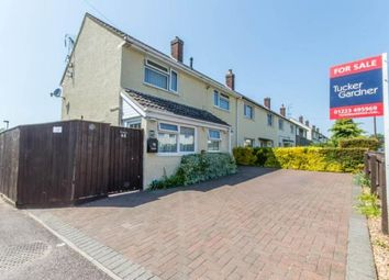 Thumbnail 3 bed end terrace house for sale in Sawston, Cambridge, Cambridgeshire