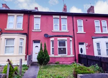 Thumbnail 3 bed terraced house for sale in Meldon Terrace, Heaton, Newcastle Upon Tyne