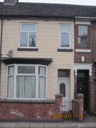 Thumbnail 1 bedroom flat to rent in Campbell Road, Stoke On Trent