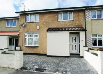 Thumbnail 3 bed terraced house for sale in John Kennedy Road, Mottram, Hyde, Greater Manchester