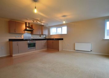 Thumbnail 2 bed flat to rent in Castle Point, Walton, Peterborough