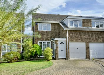 Thumbnail 3 bed semi-detached house for sale in Eaton Ford, St Neots, Cambridgeshire