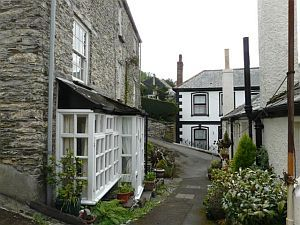 Thumbnail 1 bed cottage to rent in Hannafore Lane, Looe