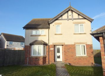 Thumbnail 4 bed detached house to rent in Kings Field, Seahouses