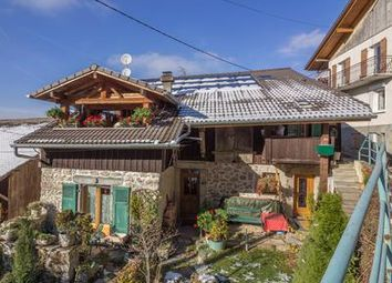 Thumbnail 3 bed chalet for sale in La-Forclaz, Haute-Savoie, France