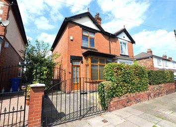 Thumbnail 3 bed semi-detached house to rent in Stanley Road, Hartshill, Stoke-On-Trent