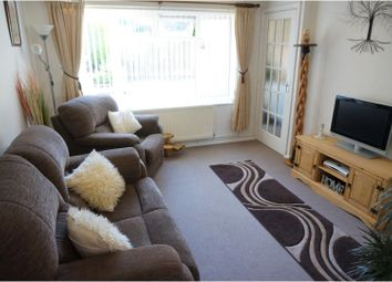 Thumbnail 2 bed end terrace house for sale in Port Close, Chatham