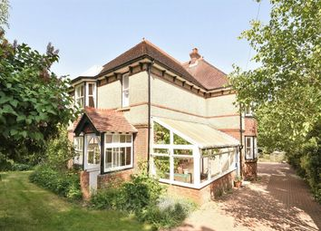 Thumbnail 5 bed detached house to rent in Grange Road, Alresford