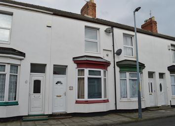 Thumbnail 2 bed terraced house for sale in Carlow Street, Middlesbrough