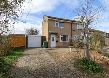 Thumbnail 2 bedroom semi-detached house for sale in Ramsay Way, Burnham-On-Sea, Somerset