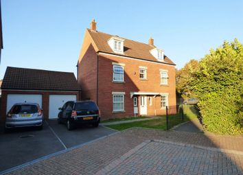 Thumbnail 5 bed detached house for sale in Carwardine Field, Abbeymead, Gloucester