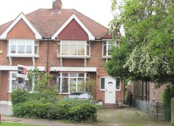 Thumbnail 4 bedroom semi-detached house for sale in Grimsdyke Road, Pinner