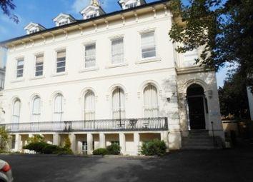 Thumbnail 1 bed flat to rent in Lansdown Road, Cheltenham