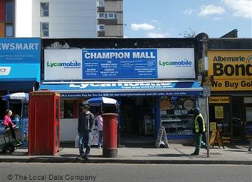 Thumbnail Retail premises to let in Wembley High Road, Wembley