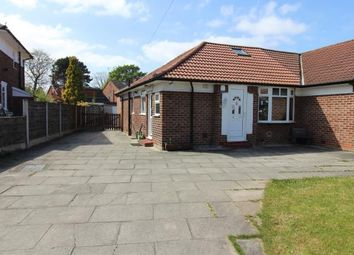 Thumbnail 4 bed bungalow for sale in Tennyson Road, Cheadle, Greater Manchester