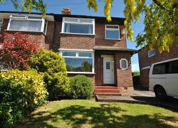 Thumbnail 3 bed semi-detached house to rent in Northwood Road, Prenton, Merseyside.