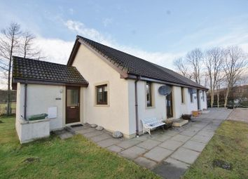 Thumbnail 2 bed semi-detached bungalow for sale in 3 Ferry Croft Cottage, Lairg