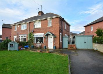 Thumbnail 3 bed semi-detached house for sale in Westfield Road, Knottingley