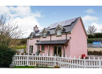 Thumbnail 4 bed detached house for sale in Grosmont, Abergavenny