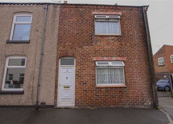 Thumbnail 2 bedroom end terrace house for sale in Gregory Street, Leigh, Lancashire