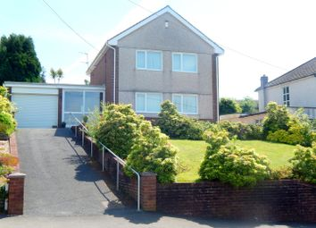 Thumbnail 3 bedroom detached house for sale in Swansea Road, Llangyfelach, Swansea