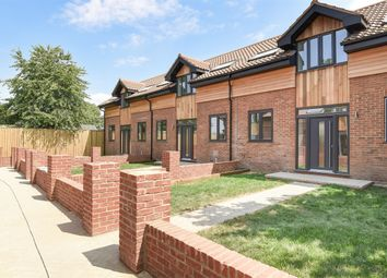 Thumbnail 3 bed end terrace house for sale in Herriard, Basingstoke